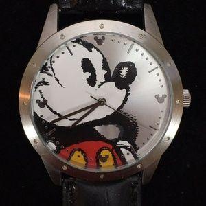 Walt Disney World MENS BIG FACE approx 45MM MICKEY